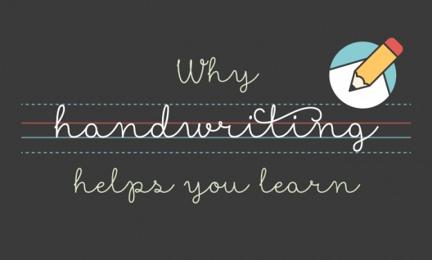 Why Handwriting Helps You Learn!
