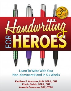Handwriting for Heroes, 3rd Edition